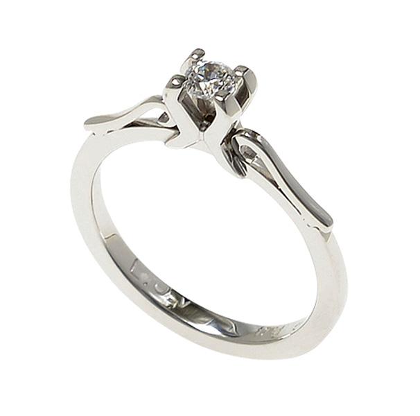 Δαχτυλίδι αρραβώνα L 826 LOV - Μονόπετρα - Δακτυλίδια - Pagis  a6b9683aa08